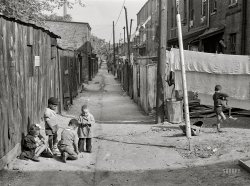 Defrees Alley: 1941