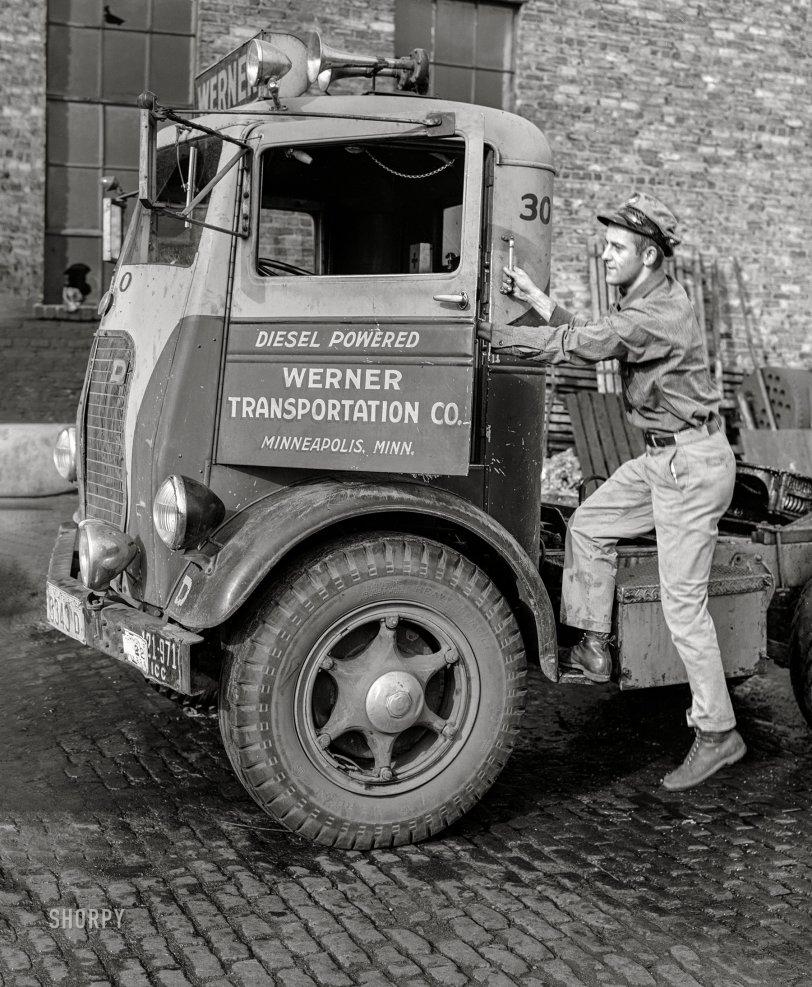 Truckin': 1939