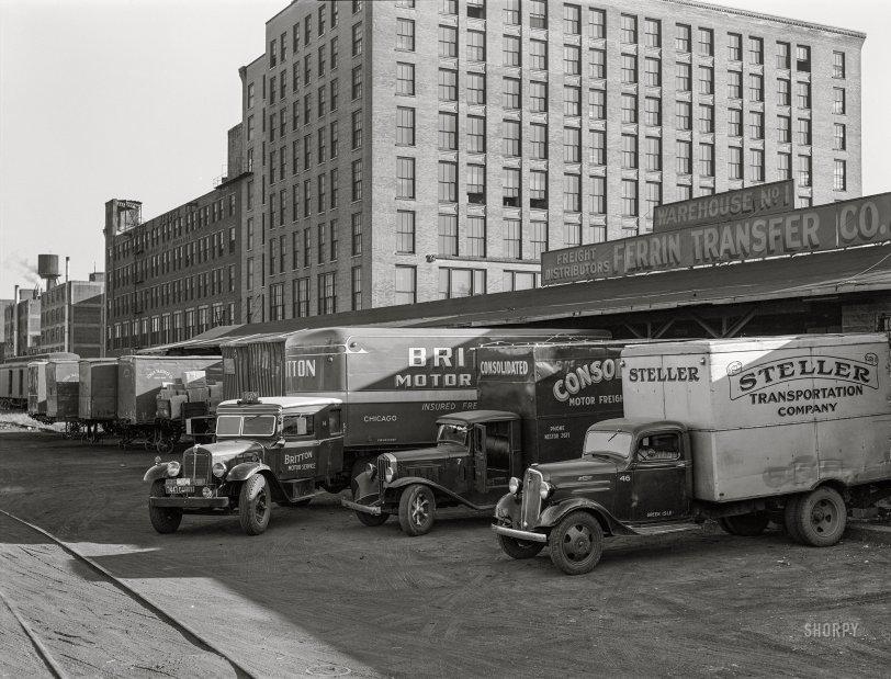 Terminal Warehouse: 1939