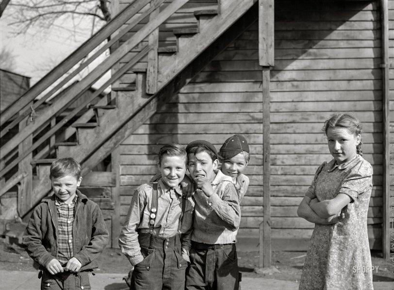 Guys & Doll: 1940