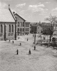 Parochial Playground: 1940