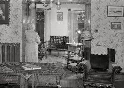 The Parlor Door: 1940