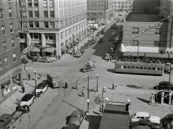 Walnut & Fourth: 1940