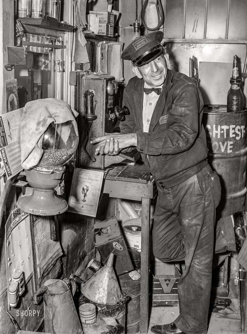 Service Man: 1940