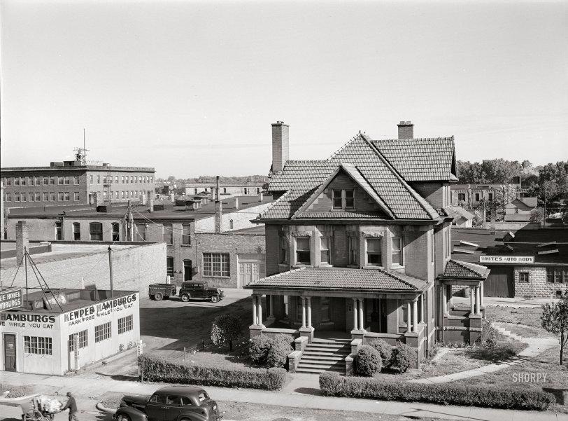 Kewpee Hamburgs: 1940