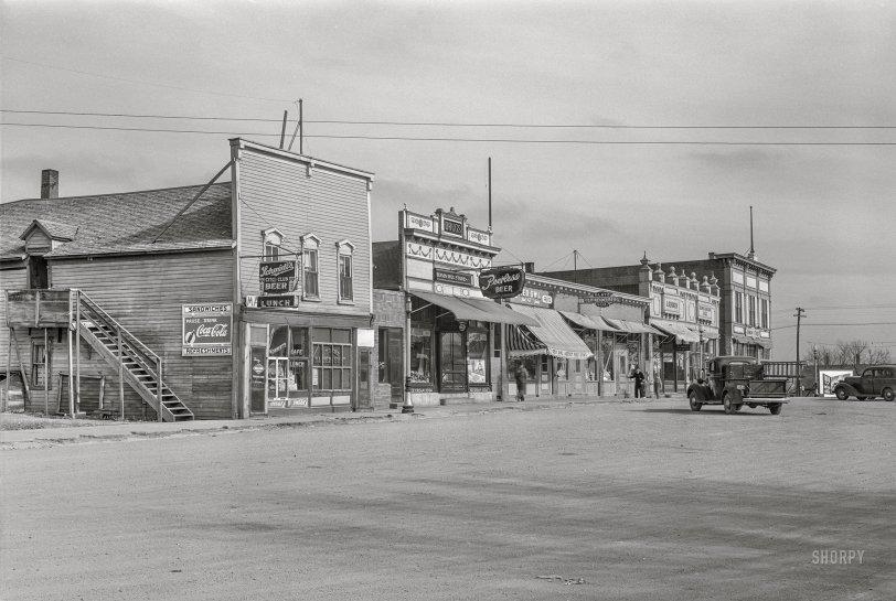 Michigan West: 1937