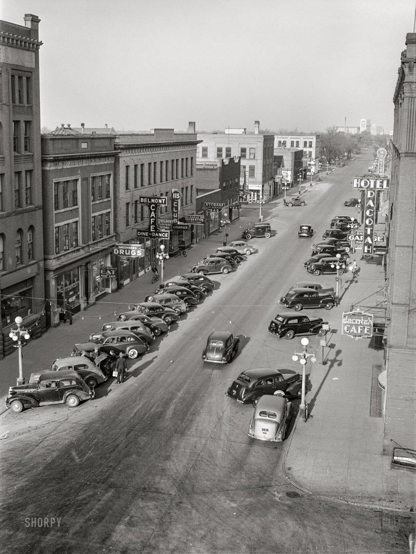 Dacotah II: 1940