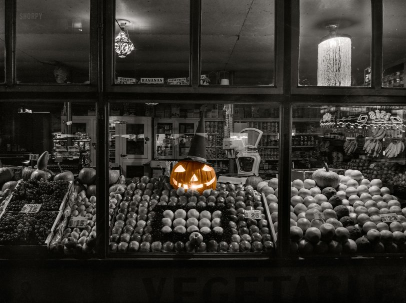 Trick or Treat: 1940
