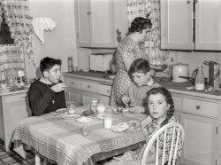 Milk & Cookies: 1940
