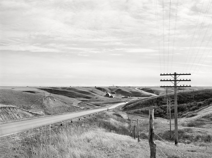 Country Road: 1940