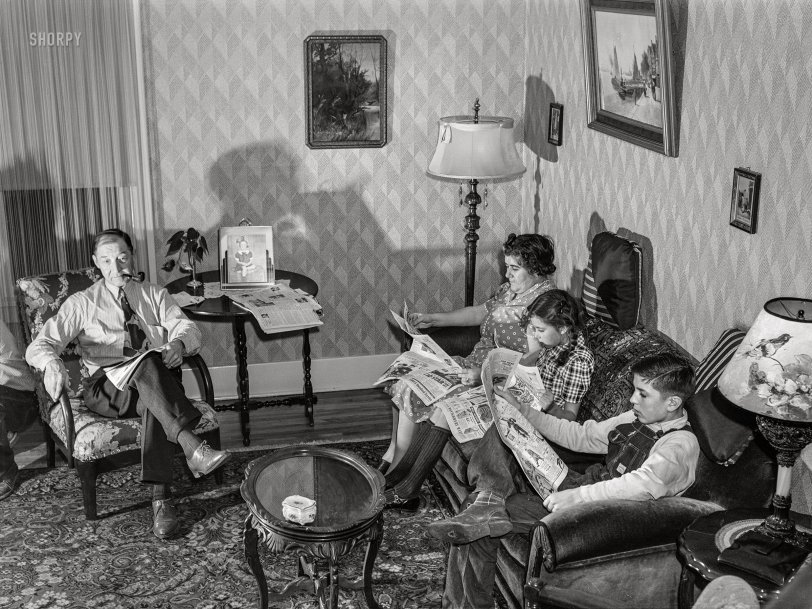 Family Newspaper: 1940