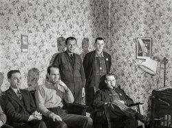 Wallflowers: 1940