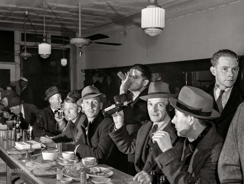 Busy Beers: 1940