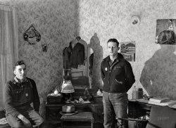 Three's Company: 1940