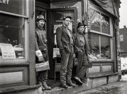 Lunchbox Brigade: 1941