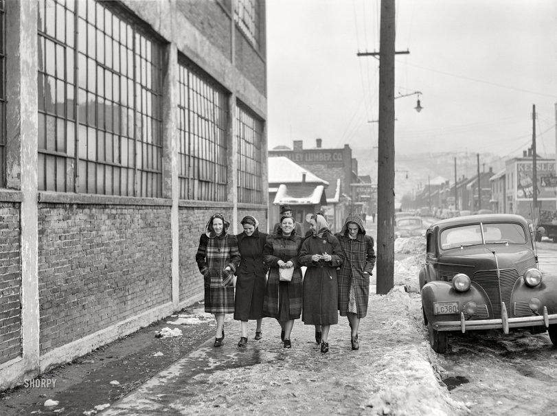 The Belles of Ambridge: 1941