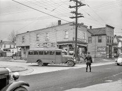 Grocery Corner: 1941