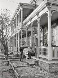 Porch Patrol: 1941