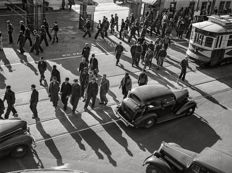 Four O'Clock Shadow: 1941