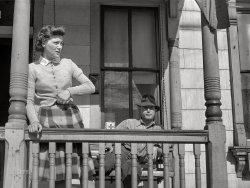 Porch Swinger: 1941