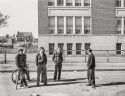Teen Idle: 1941