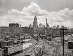 City Terminal: 1941