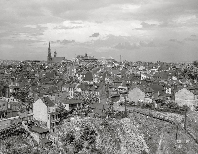 Pittsburgh Panorama: 1941