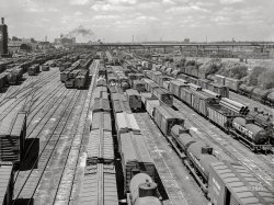 Milwaukee Yards: 1941