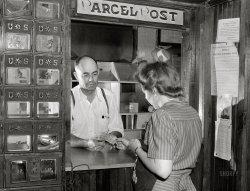 Parcel Post: 1941