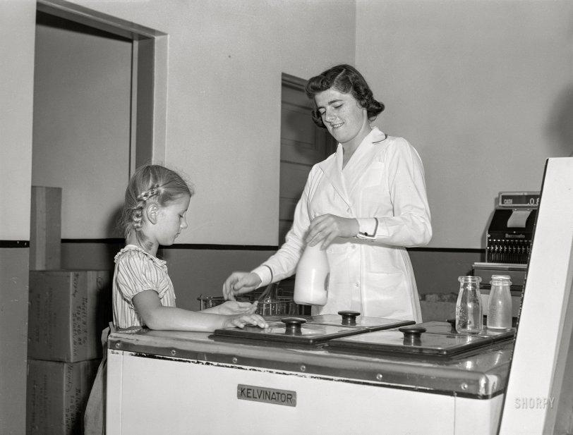 Milk & Honeys: 1941