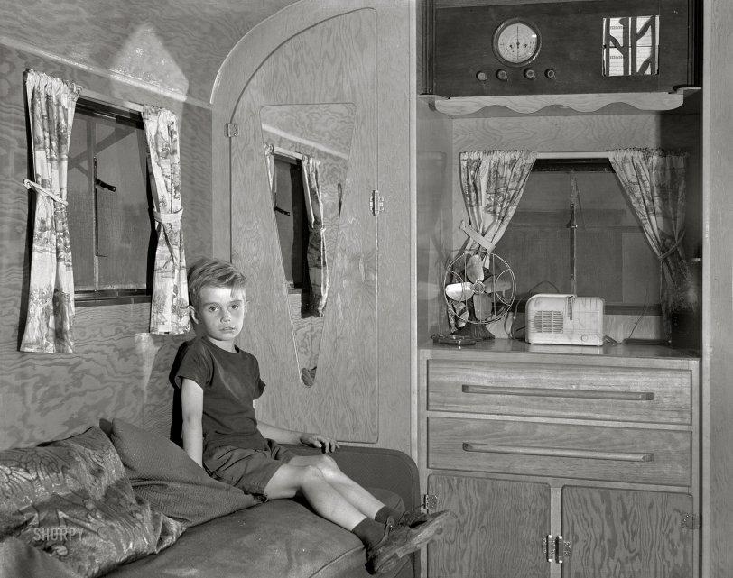 Little Boy Blue: 1941