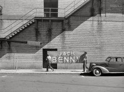 Jack Benny: 1941