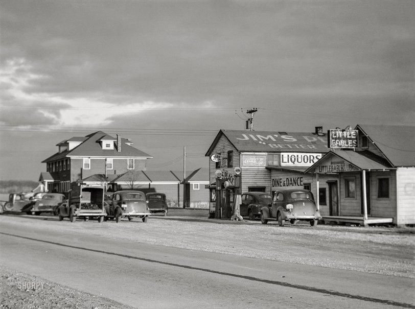 Jim's Place: 1942