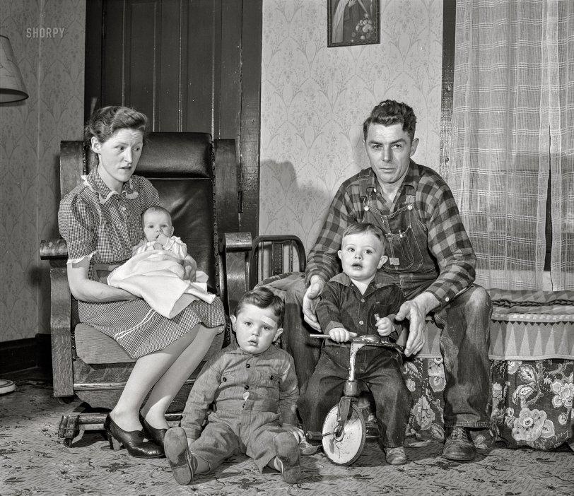 Meet the McRaiths: 1942