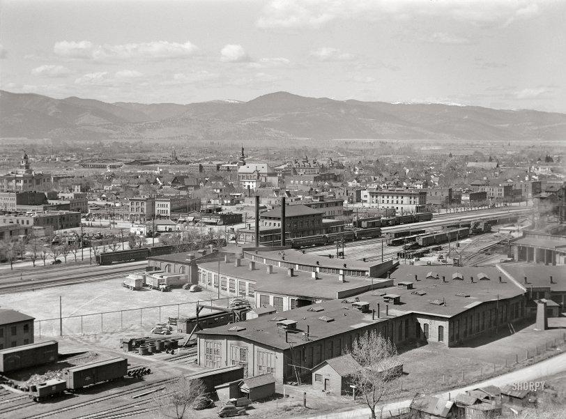 Missoula: 1942