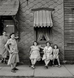 Upper Chunkers: 1940