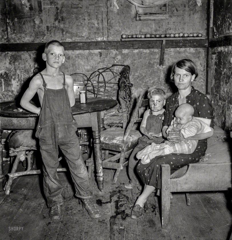 Children of the Coal: 1938