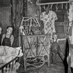 Stick House: 1938