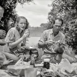 Fish Fry: 1940