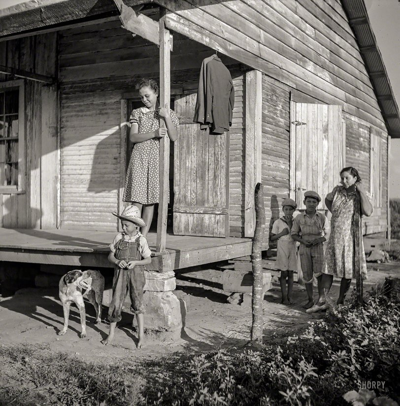 Little House on the Puppy: 1940