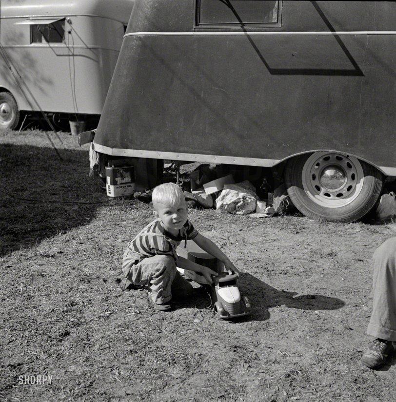 Trailer Tyke: 1941