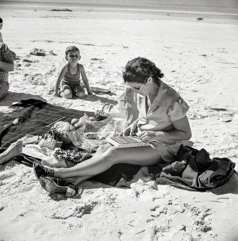 Beach Craft: 1941