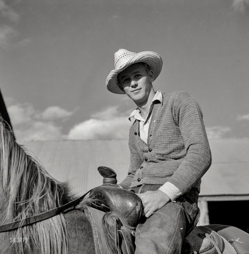 Our Man in Montana: 1941