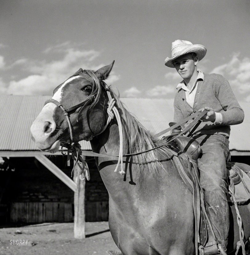 Business Pardners: 1941