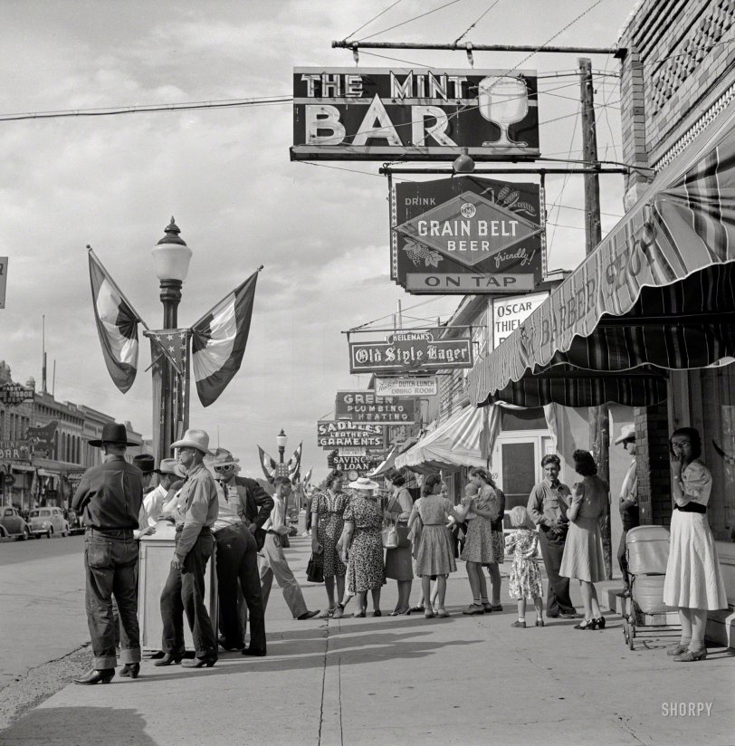 Mint Bar: 1941