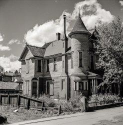 Leadville Castle: 1941