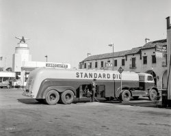 Fill 'Er Up: 1942