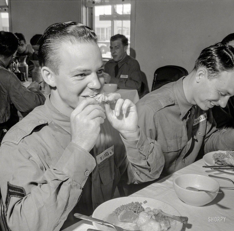 Alabama Fried: 1941