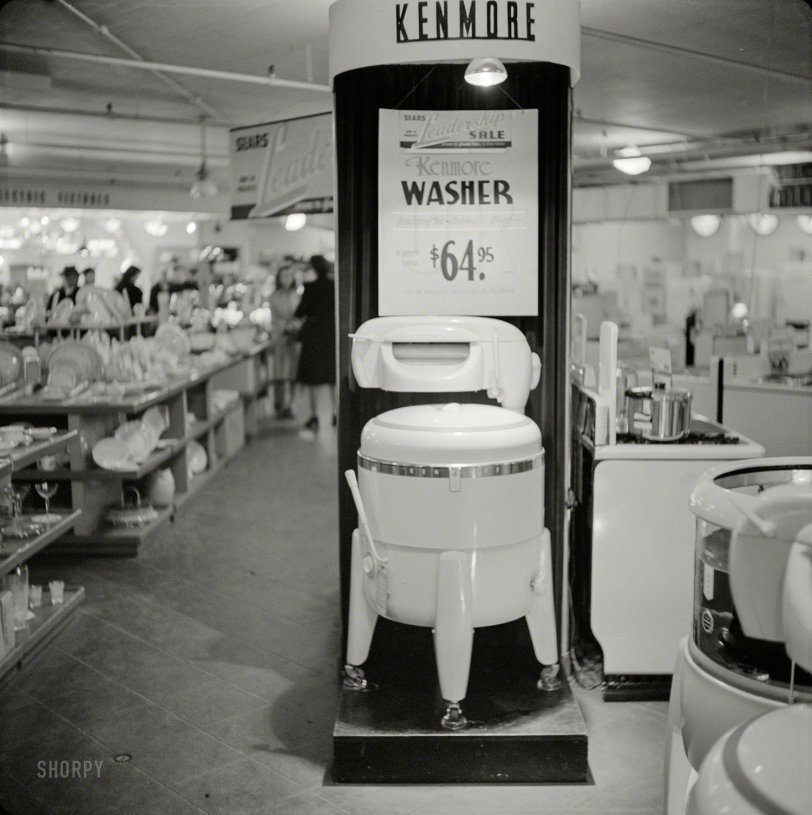 The $64 Washer: 1941