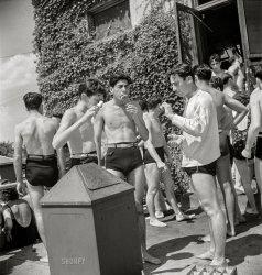 Ice Cream Social: 1942